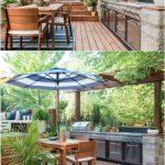 Outdoor-Küchenpläne