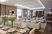 100 Transitional Living Room Decor Ideas 27