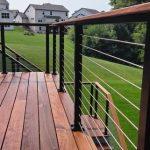 16 Creative Deck Railing Ideas to Transform Your Deck