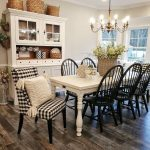21+ Amazing Rustic Farmhouse Dining Room Design Ideas - #Amazing #Design #Dining...