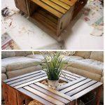 22 tables basses bricolage pour montrer votre savoir-faire - Page 17 sur 23 - #Coffee #c ... - Wood Design