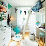 30 Ideen für Design und Einrichtung im Kinderzimmer - #design #Einrichtung #fü...