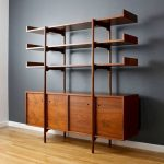 30 Original Mid Century Modern Bookcases Ideas You'll Love - ROUNDECOR