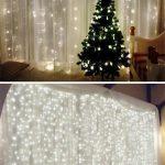 3M*3M 8-modes 304pcs-Lights Light String White Lights Decorative Lights - Colour...