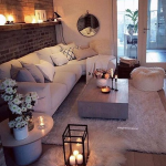 42 Very Cozy and Practical Decoration Ideas for Small Living Room Isabellestyle Blog
