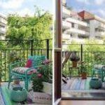 49 Ideen Wohnung Balkon Vorhänge Diy Patio Ideen - Balkon Design - #Balkon #des...