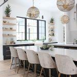 50 Best Modern Dining Room Design Ideas farmtable dining room, dining room desig... - Trend Home