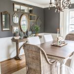 53 Cool Farmhouse Dining Room Decor Ideas