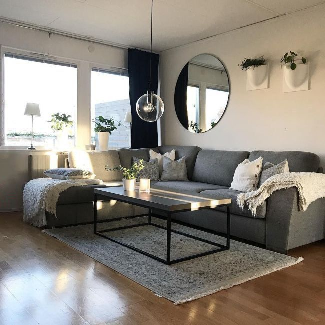 57 COMFORTABLE AND WARM LIVING ROOM IDEAS YOU WILL DEFINITELY LIKE – Page 2 of 57 – Breyi