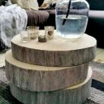 60 Makeable Designs of Farmhouse Side Table You Must See   Elonahome.com