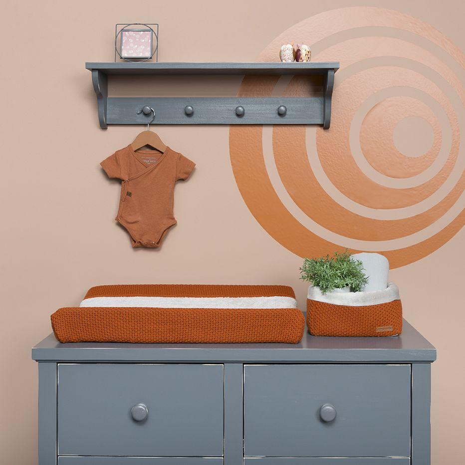 Baby's Only Flavor Baby Kleinkind Kinderzimmer Dekor Dekoration Strick Baby Kommode Rusty…