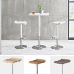 Barhocker, drehbar, Küche Möbel, kleine küche essplatz ideen, kleine küche mit integriertem Essplatz