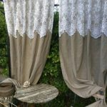 Creative and Affordable Cool Tips: Short Curtains No Sew Vintage Curtains#afford...