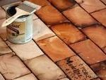 DIY End Grain Wood Floor Installation #Floor Flooring #House #Decor #Floor Floor...
