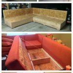 DIY Sofa - Storage Sectional | Ana White