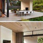 Dieses #Moderne #Haus #wurde #entworfen #zu #ermöglichen # Innen-