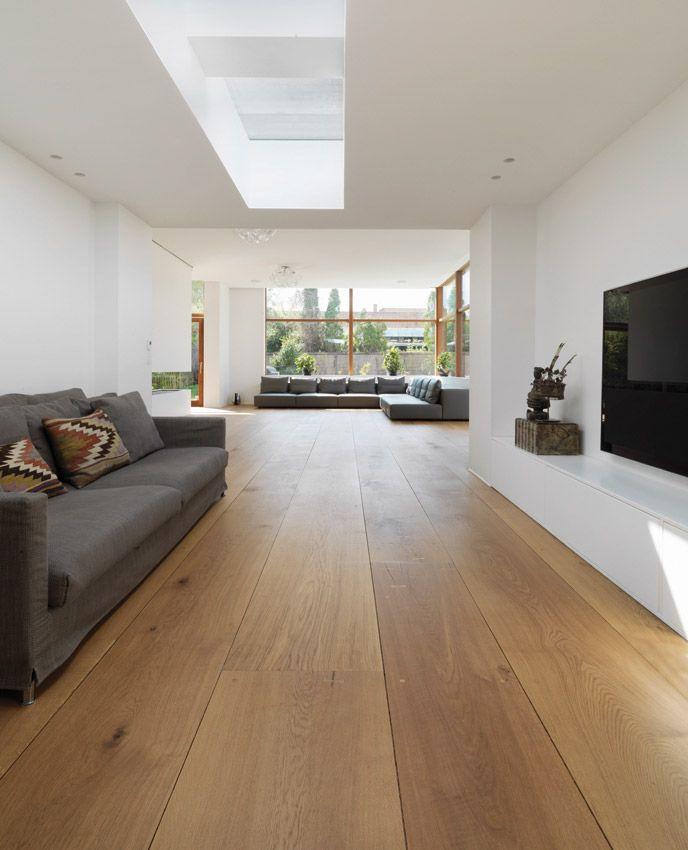 |/| Dinesen Oak Flooring