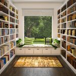 Elegant Picture of Small Home Library Design Ideas - Interior Design Ideas & Home Decorating Inspiration - moercar