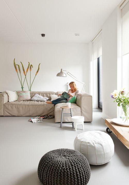 Forbo Marmoleum vloer: praktisch, zacht en warm | vtwonen