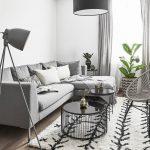 Furniture - Living Room : Shades of Grey! Grau ist eine neutrale Farbe, die sich meist in vornehmer Zurüc... - Decor Object | Your Daily dose of Best Home Decorating Ideas & interior design inspiration