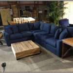 Good Blue Denim Sofa Couch , Lovely Blue Denim Sofa Couch 85 For Your Modern Sof...