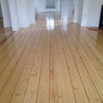 Gorgeous old Baltic pine floor brought back to life! Sanded and finished with Po...