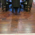 Hickory hand-scraped wood flooring Unique Wood Floors