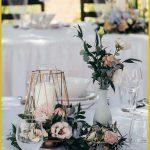 Hochzeits-Tischdeko: 40 wunderschöne Ideen für runde Tische-  Runde Tische in ...