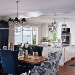 "Interior Design | Home Decor on Instagram: ""Navy blue and breathtaking view ... By Vivid Interior Design"""
