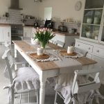 Linen Slip Covers for Dining chairs - Regular Size