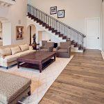 Live Sawn Wide Plank White Oak Flooring in Silverleaf - pickndecor/home