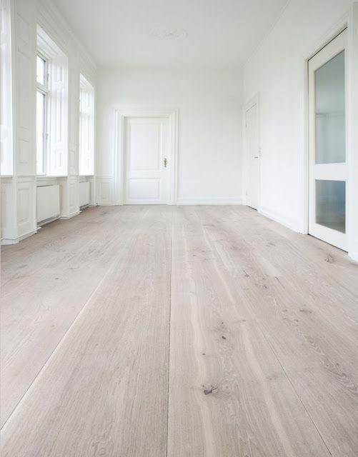 LiveLoveDIY: Notre nouveau plancher de bois franc blanchi (et pourquoi nous avons dû … – Wood Design