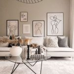 Living rooms are often the center of our social life. A special place that hosts… - pickndecor.com/design