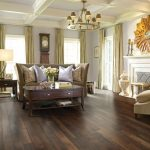 Love the floor! Distressed hardwood floors are surprisingly at home to a formal … - pickndecor/home