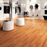 MEISTER 457 Klick Laminat Laminatboden Kirsche Holz-Nachbildung 3-Stab Schiffsboden 1 Paket mit 12 Dielen | 3,06 m2
