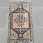 Matte Teppich Türmatte Teppich Eingangsbereich Teppich Vintage Area Teppich Oushak Teppich tü...