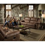 Maxine Reclining 3 Piece Reclining Living Room Set