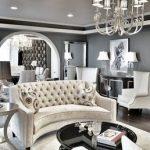 Neman Residence - transitional - Living Room - Los Angeles - Steven Cordrey Inte...