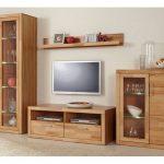 Places Of Style Wohnwand, braun, FSC®-zertifiziert