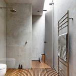 Polierter Beton in der Innenarchitektur - alles, was Sie wissen müssen - Haus Dekoration
