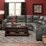 Rockland 5-pc. Microfiber Power-Reclining Sectional Sofa