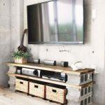 Si nous trouvons de belles planches en bois bon marché, nous fabriquons un meuble télé simple en brique ... - Wood Design