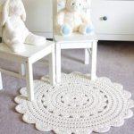 Tapis Crochet - medodeal.com/interieur