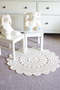Tapis Crochet – medodeal.com/interieur