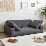 US $299.0 |Modern Floor Double Sofa Love Seat  Fabric Upholstery For Living Room Bedroom Loft Furniture Japanese Futon Sofa Couch Loveseat-in Living Room Sofas from Furniture on AliExpress - 11.11_Double 11_Singles' Day