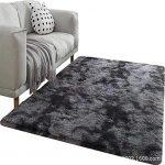 Wekold Super Soft Area Teppich Indoor Modern Carpet Fluffy Anti-Skid Pelz Teppic...