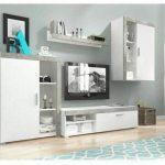 Wohnwand Scannell für TVs bis zu 48