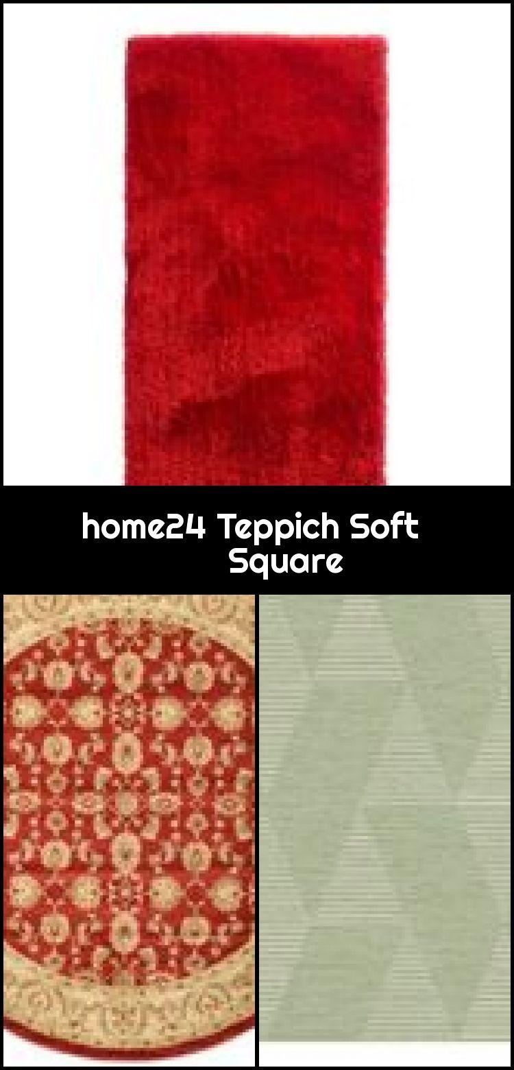 home24 Teppich Soft Square,  #home24 #Soft #Square #Teppich