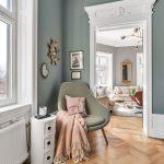 sage and blush color decor #architecturallightingdesign sage and blush color dec...