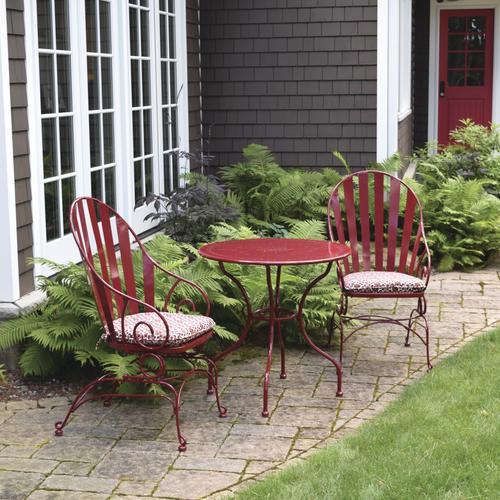 Backyard Creations® Vineyard Collection 3-Piece Bistro Set at Menards